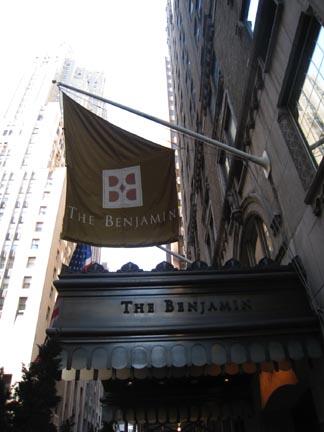 The benjamin