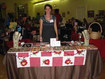 Susan's craft show
