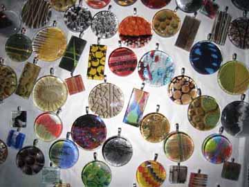 Susan's pendants