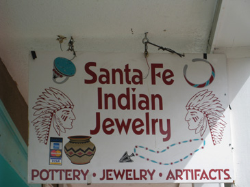 Indian sign