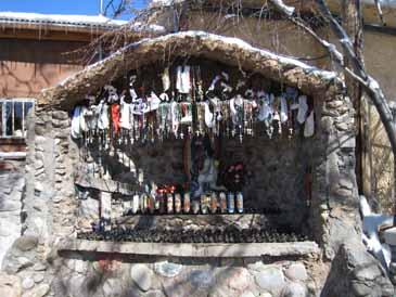 Shrine at chimayo