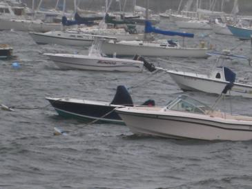 Rockin' boats