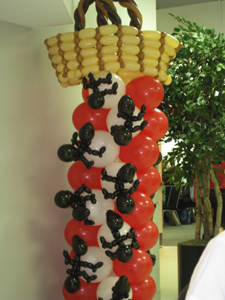 Ant balloons