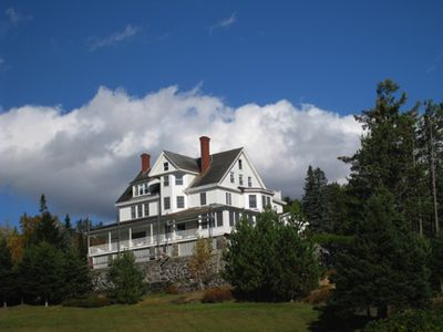 Blair hill inn maine
