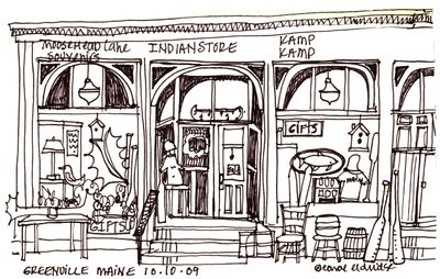 Indian store