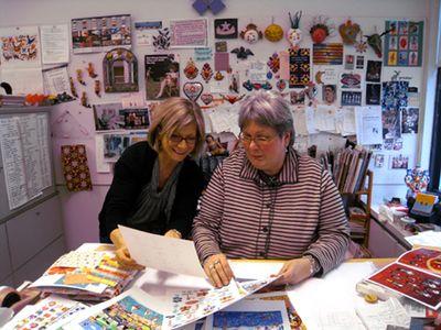 Gail+kathy andover
