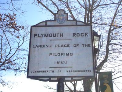 Welcome to Plymouth rock
