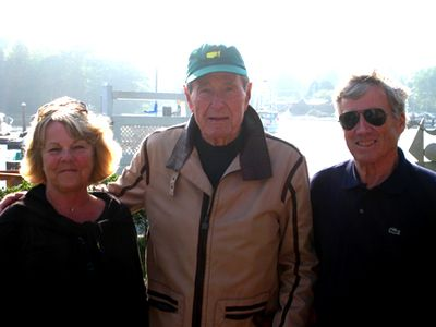 Us and president bush 2010