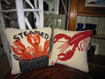 Steamed lobster pillow