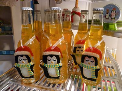 Penguin bottles