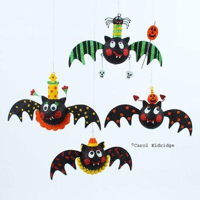 Flying batty babes