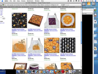 My stuff on google