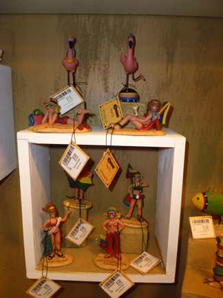 Bb girls display
