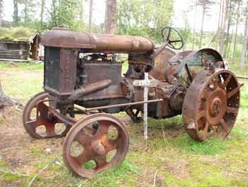 Oldtractor