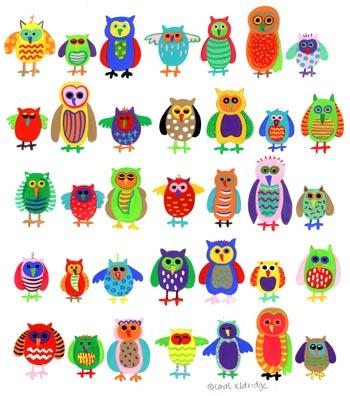 Owl_pattern_2